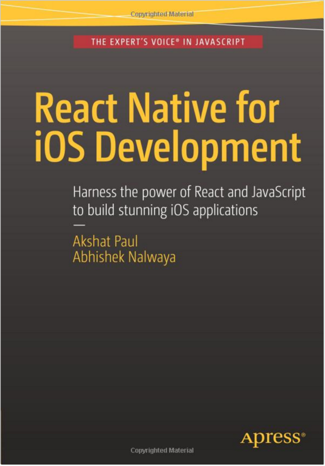 react native book